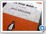 On The Road table mosaic